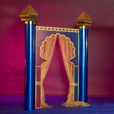Persian Purple Arch and Columns Kit