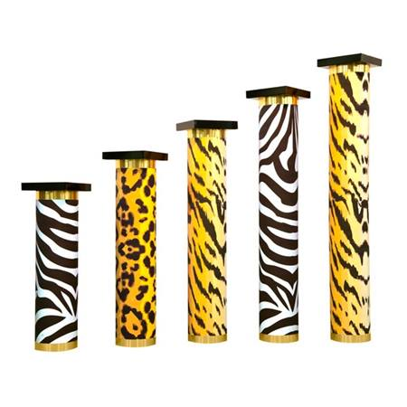 Call of the Wild Columns Kit - set of 5