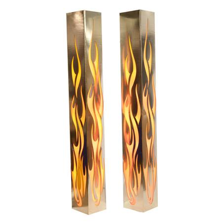 The Flame Game Columns Kit (set of 2)