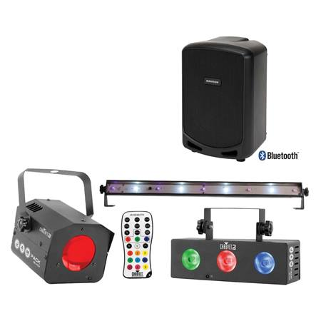 Party Entertainment Pack with Small Speaker