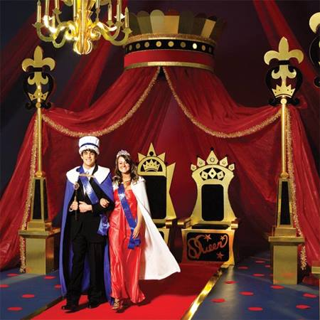 Pics photos homecoming parade float ideas - Royal Regalia Crown Canopy Kit Anderson S