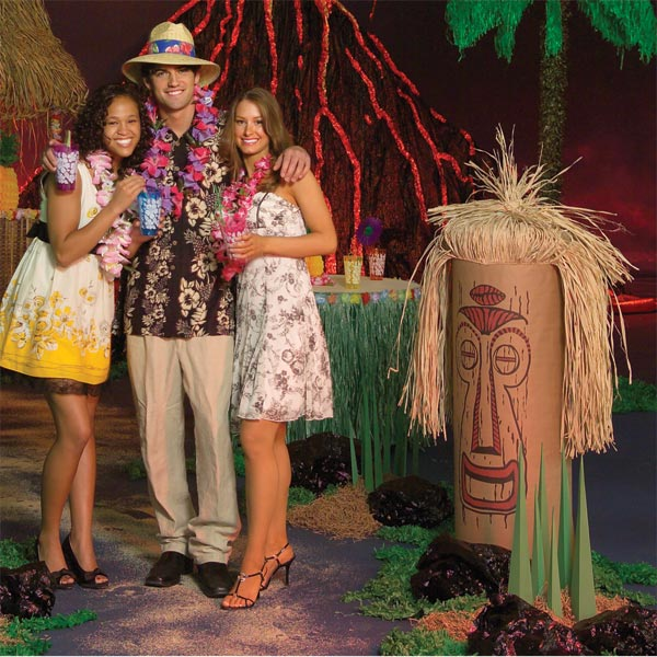 Island Sentries Tiki Gods Kit (set of 2)