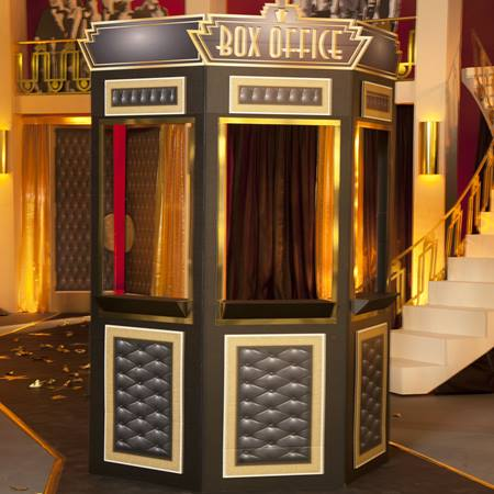 Two Please Cinema Ticket Booth Kit Andersons