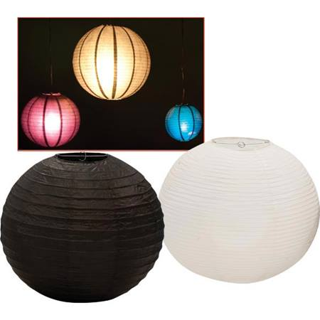24 in Ball Lantern - Set of 4