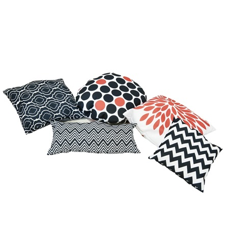 Time to Party Pillows Kit (set of 5)