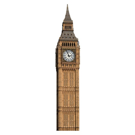 Big Ben Life-size Stand Up