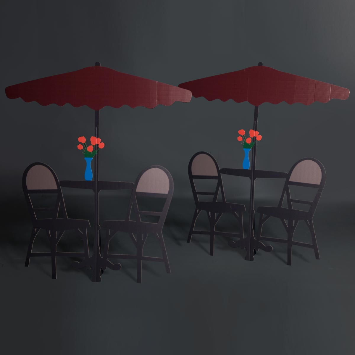 Rendezvous with You Bistro Tables Kit (set of 2)