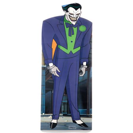 The Joker Life Size Stand Up