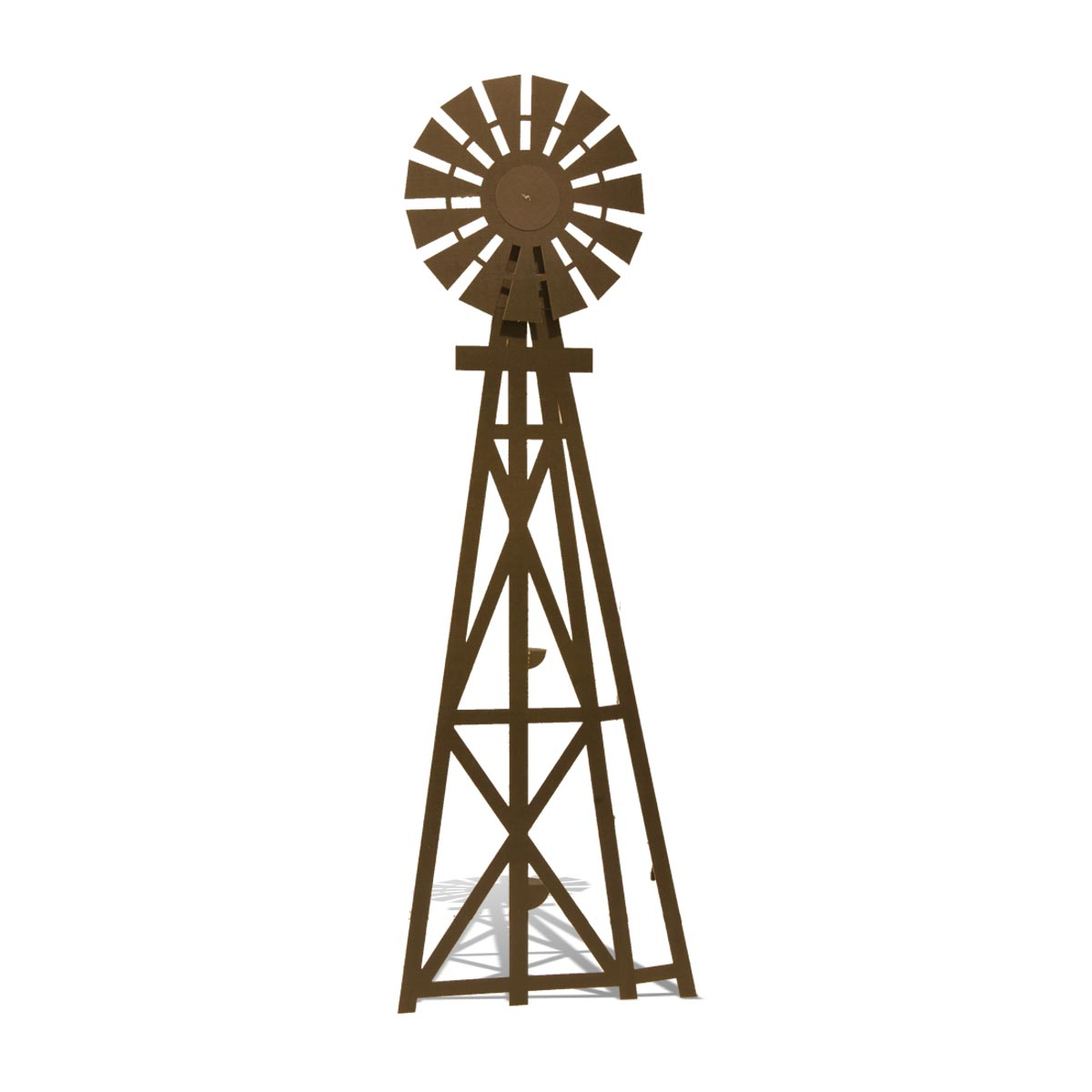 Way Out West Windmill Silhouette Kit