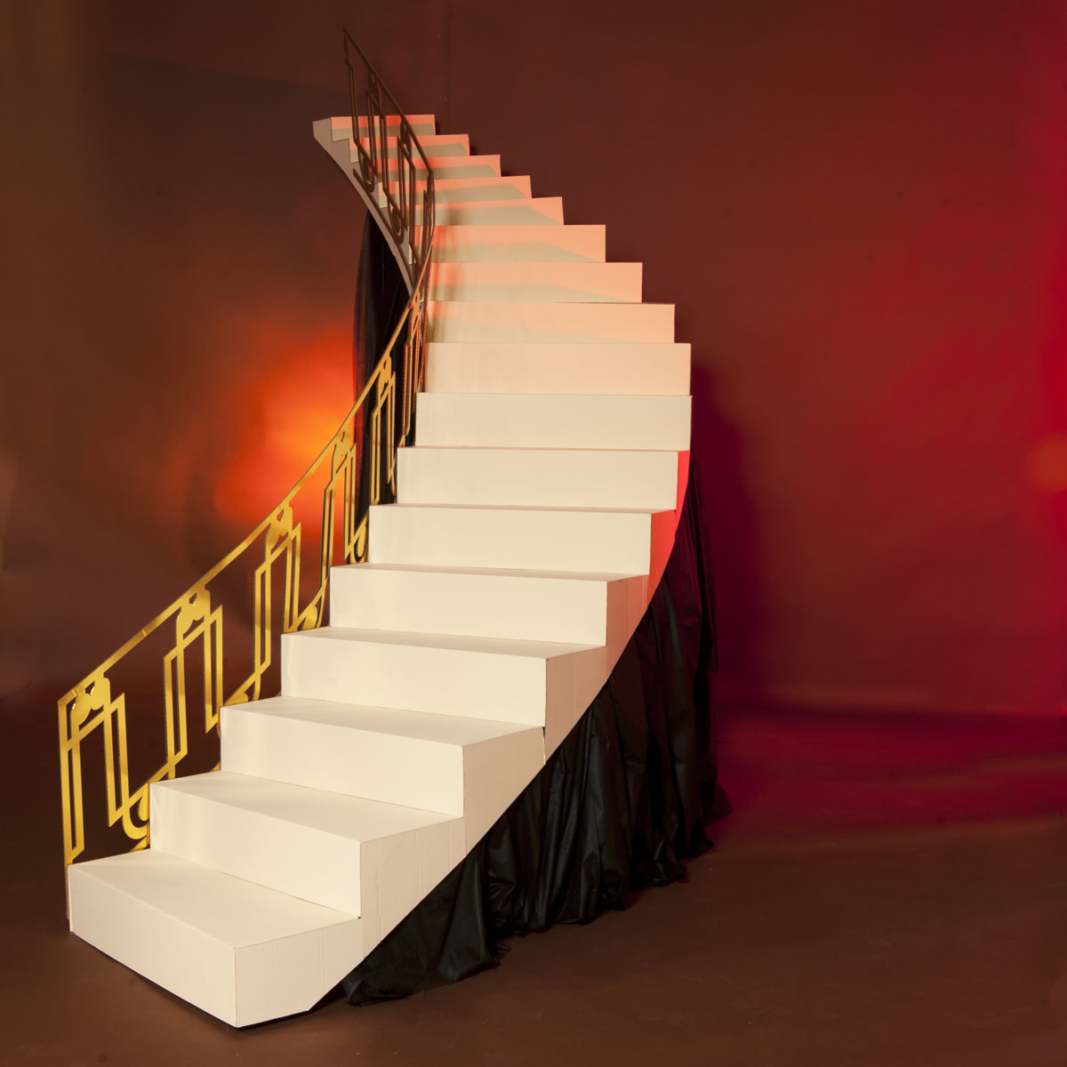 This Way to the Balcony Staircase Kit