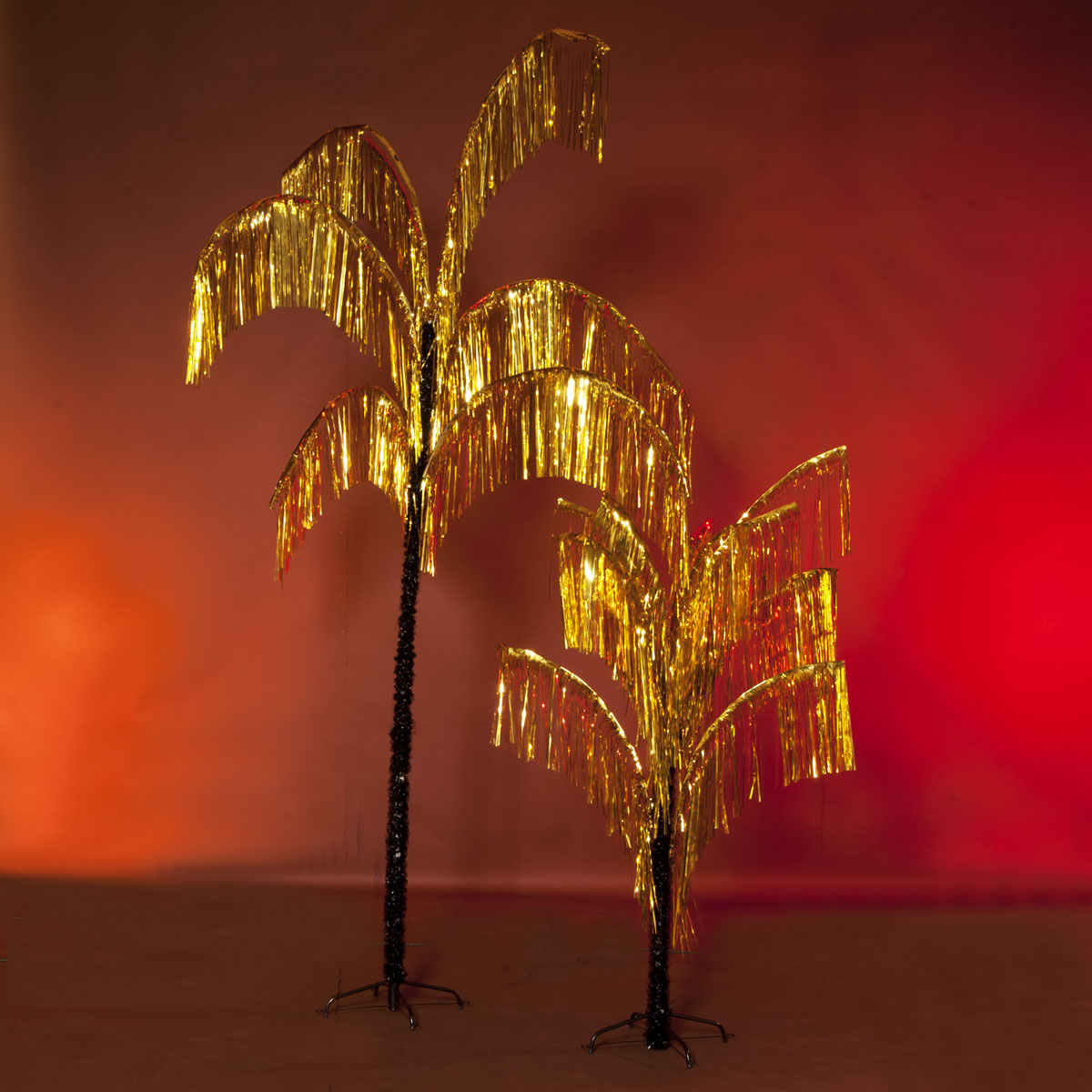 Golden Glamour Trees Kit (set of 2)
