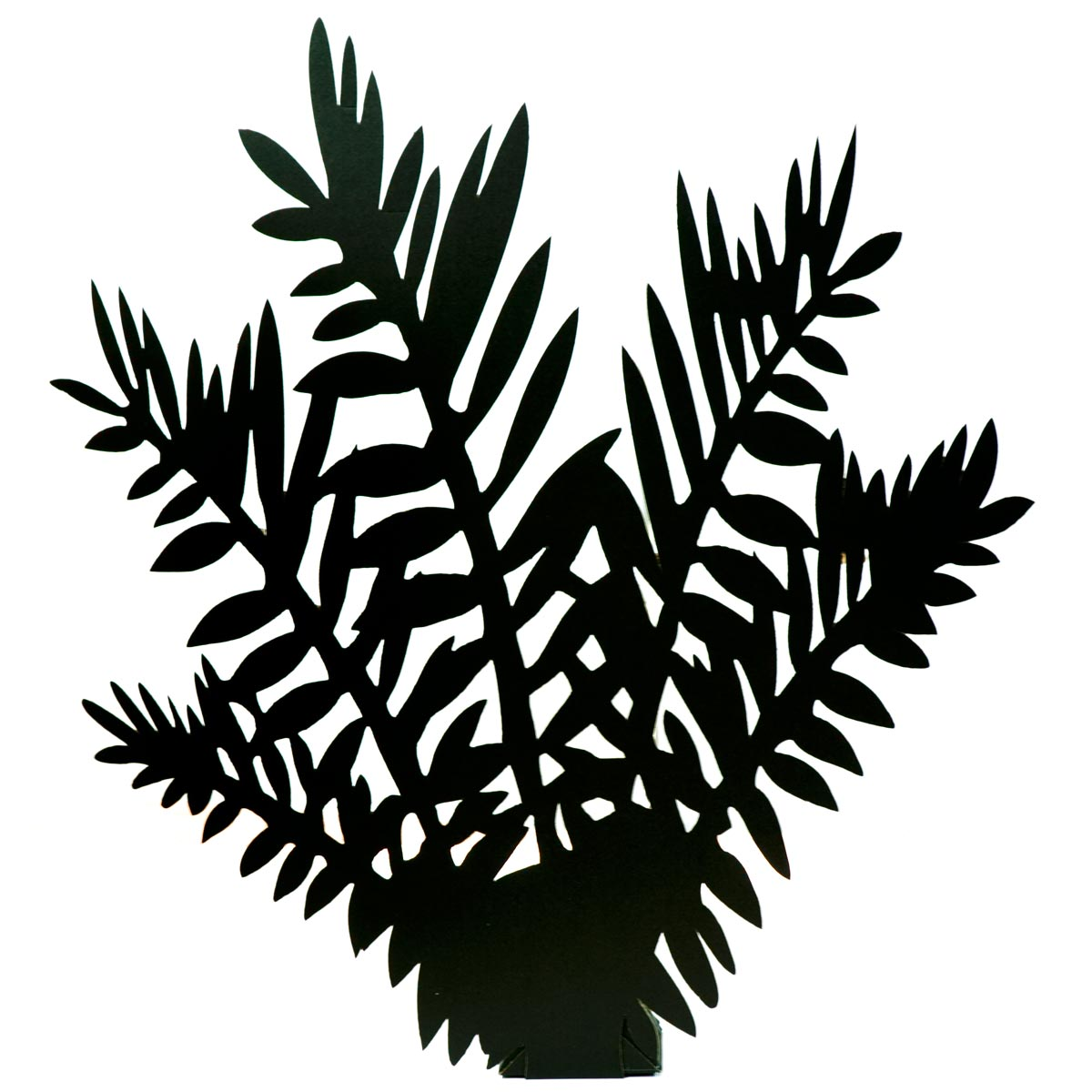 Sable Shadows Shrubbery Kit (set of 6)