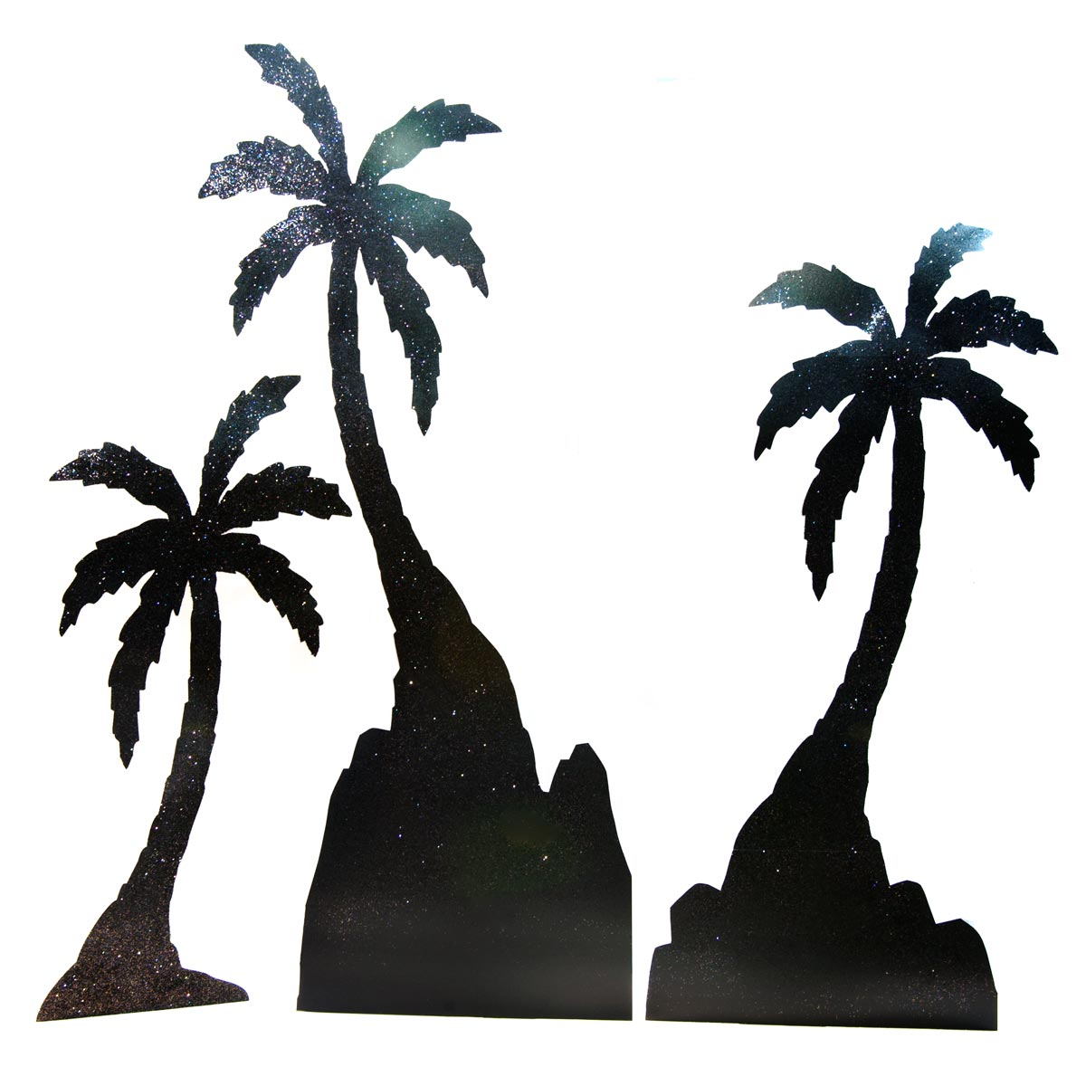 Paradise Perfection Palm Trees Kit (set of 3)