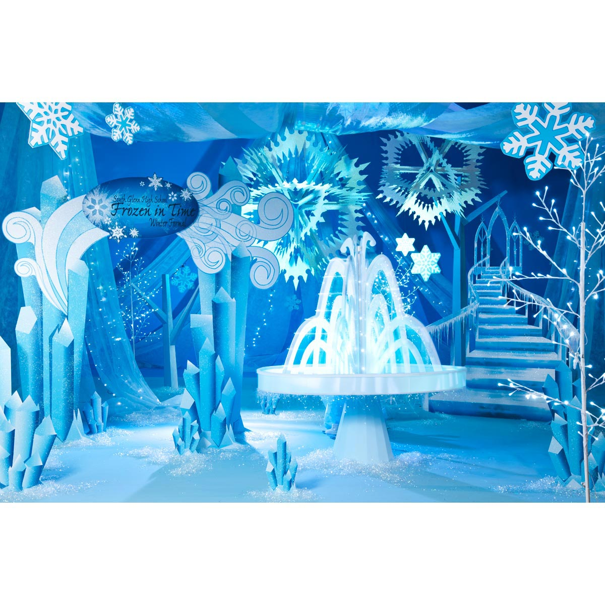 Icicle Trees Kit (set of 2)