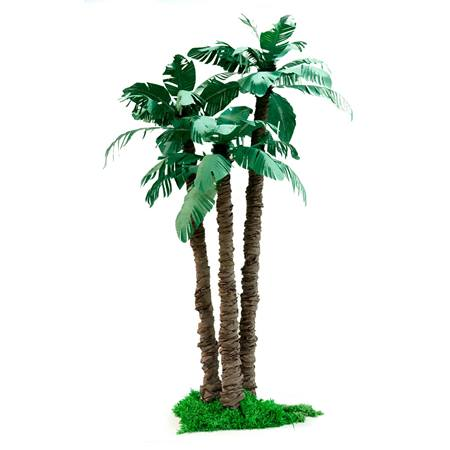 Three-Dimensional Palm Tree Kit