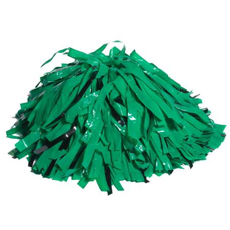 Wetlook/Glitter Pom-Poms - 10 in.