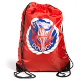 Student Council Drawstring Backpack