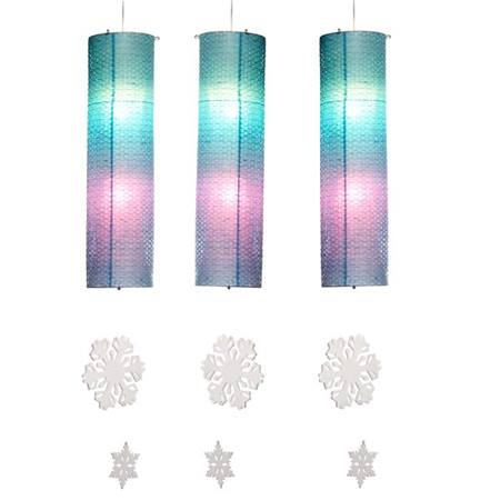 Icy Magic Hanging Columns Kit